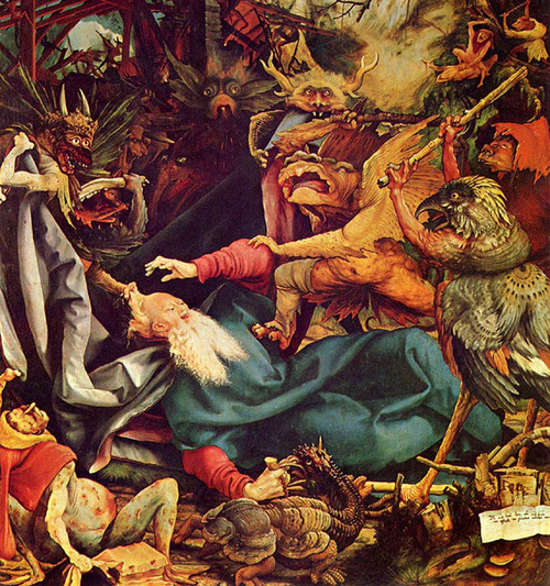 The-Temptation-of-St.-Anthony-1512–16